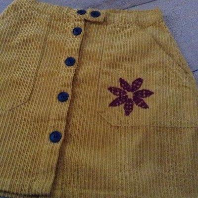 borduren op afgewerkt kledingstuk